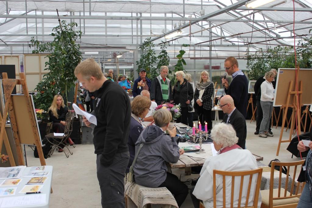 Foto från Kröns trädgård
