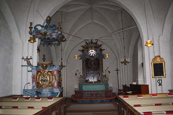 Husby Sjuhundra kyrka
