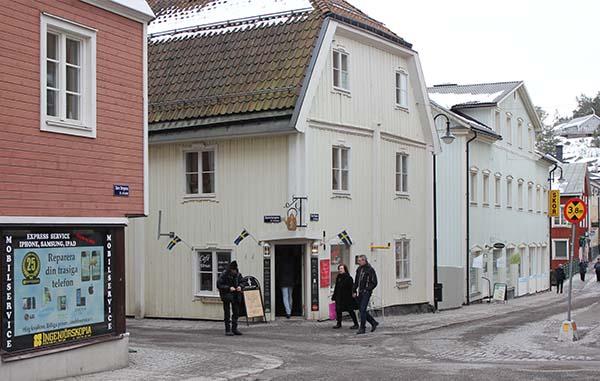 foto av Café Hörnan